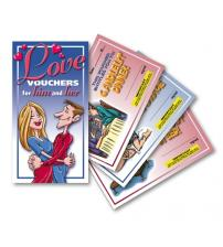 Love Vouchers for Him & Her