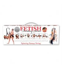 Fetish Fantasy Series Spinning Fantasy  Swing - Black