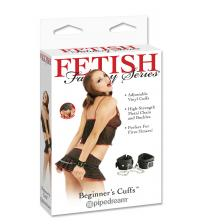 Fetish Fantasy Beginner's Cuffs