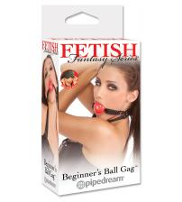 Fetish Fantasy Ball Gag - Red