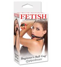 Fetish Fantasy Ball Gag - Black