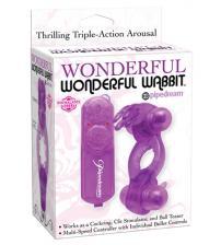 Wonderful Wonderful Wabbit - Purple