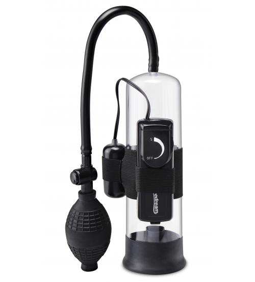 Pump Worx Beginners Vibrating Pump - Black