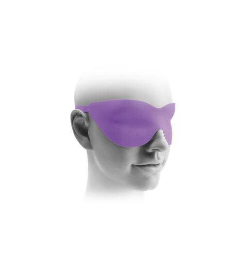 Fetish Fantasy Elite Vibrating Double Delight Strap-on - Purple
