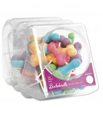 Bachelorette Party Favors - Jolly Pecker Pops - 50 Piece Fishbowl
