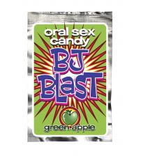 Bj Blast Green Apple
