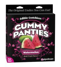 Gummy Panties - for Her - Watermelon