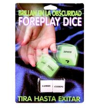 Foreplay Dice - Spanish Version - Each