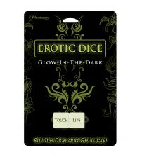 Glow in the Dark Dice