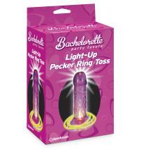 Bachelorette Party Favors Light-Up Pecker Ring Toss