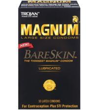 Trojan Magnum Bareskin - 10 Pack
