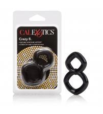 Crazy 8 Ring - Black