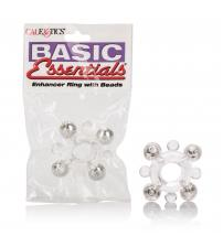 Basic Enhancer Ring With Bead
