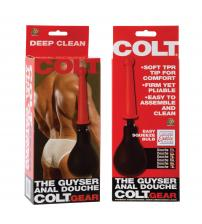 Colt the Guyser Anal Douche