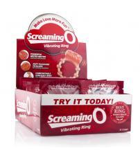 The Screaming O Vibrating Ring - 24 Count P.O.P. Box Display