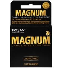 Trojan Magnum - 3 Pack