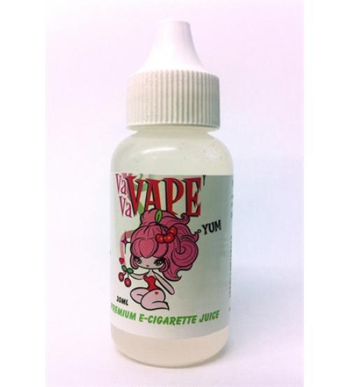 Vavavape Premium E-Cigarette Juice - Cappuccino 30ml - 12mg