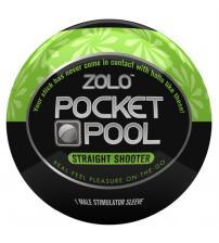 Pocket Pool Straight Shooter