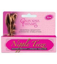 Nipple Teeze - 0.5 Oz. Tube - Boxed