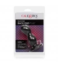 Silicone Back End Play - Black