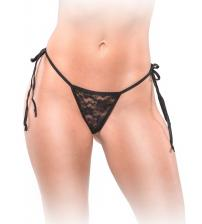 Fetish Fantasy Series Date Night Remote Control  Panties - Black