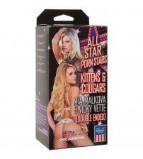 All Star Porn Stars - Kittens & Cougars: Mia  Malkova & Vicky Vette