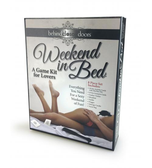 Behind Closed Doors - Weekend in Bed