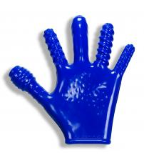 Finger- Fuck Reversible Jo & Penetration Toy -  Police Blue