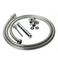 Metal Deluxe Shower System