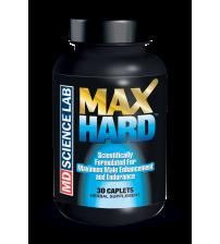 Max Hard - 30 Count Bottle