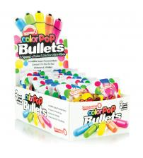 Colorpop Bullets - 20 Count P.O.P. Box Display - Assorted