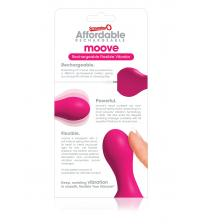 Affordable Rechargeable Moove Vibe - Pink