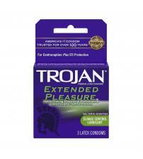 Trojan Extended Pleasure - 3 Pack