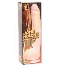 John Holmes Ultraskyn Realistic Cock With Removable Vac-U-Lock Suction Cup
