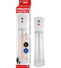 Commander Electric Pump - Clear