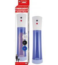 Commander Electric Pump - Blue