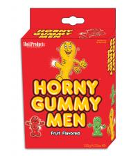 Horny Gummy Men 4.23 Oz
