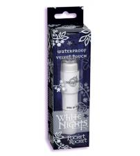 White Nights Pocket Rocket - White