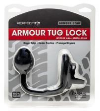 Armour Tug Lock - Black