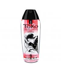 Toko Aroma Personal Lubricant - Blazing Cherry - 5.5 Fl. Oz.