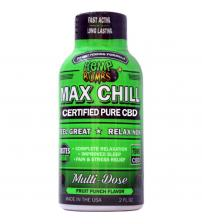 Hemp Bombs Max Chill Shot 2 Fl. Oz. 75mg