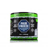 Hemp Bombs Pain Freeze Cream 4 Fl. Oz. 200mg