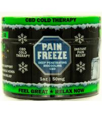 Hemp Bombs Pain Freeze Cream 1 Fl. Oz. 50mg