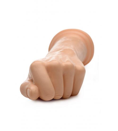 Knuckles Small Clenched Fist Dildo - Flesh