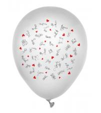 Dirty Balloons - Stick Figure Style - 8 Pack