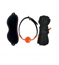 The 9's Orange Is the New Black - See No Evil  Speak No Evil Kit #2