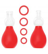 Nipple Erector Set - Red