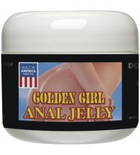 Golden Girl Anal Jelly 2 Oz Bulk