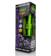 Hemp Bombs Disposable Wild Blueberry Jam 125mg