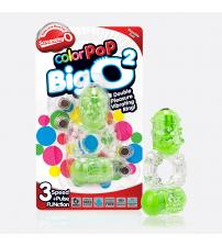 Colorpop Big O 2 - Green - Each